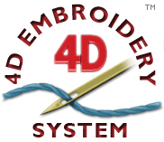 4D™ Embroidery System